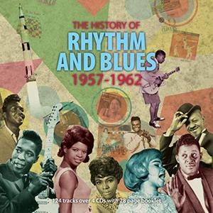 VA - The History of Rhythm and Blues 1957-1962 (2019)