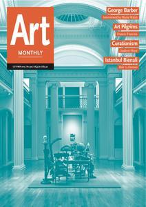 Art Monthly - October 2015   No 390