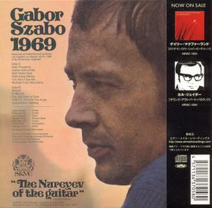 Gabor Szabo - Gabor Szabo 1969 (1969) Japanese Remastered 2004