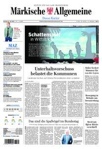 Märkische Allgemeine Dosse Kurier - 15. Juli 2019