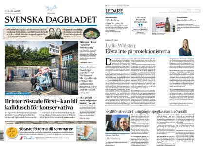 Svenska Dagbladet – 24 maj 2019