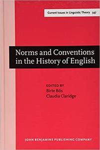 Norms and Conventions in the History of English