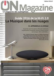 On magazine - mai 2016