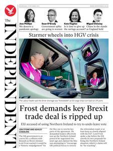 The Independent - 13 Oktober 2021