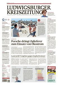 Ludwigsburger Kreiszeitung LKZ - 07 Juli 2021