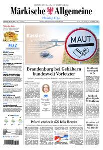 Märkische Allgemeine Fläming Echo - 19. Juni 2019