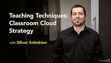 Lynda - Teaching Techniques: Classroom Cloud Strategy
