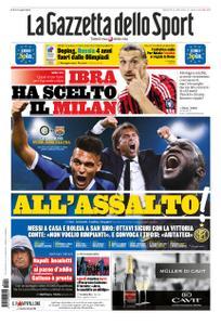 La Gazzetta dello Sport Roma – 10 dicembre 2019