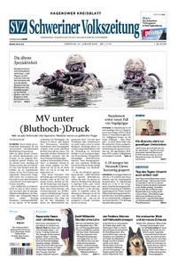 Schweriner Volkszeitung Hagenower Kreisblatt - 21. Januar 2020