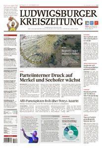Ludwigsburger Kreiszeitung - 27. September 2017