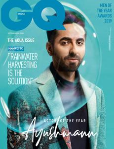 GQ India - October 2019