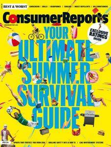 Consumer Reports - July 2016