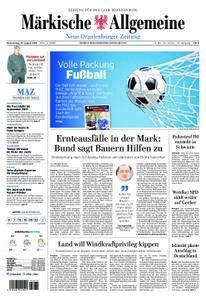 Neue Oranienburger Zeitung - 23. August 2018