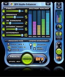 DFX Audio Enhancer 8.360