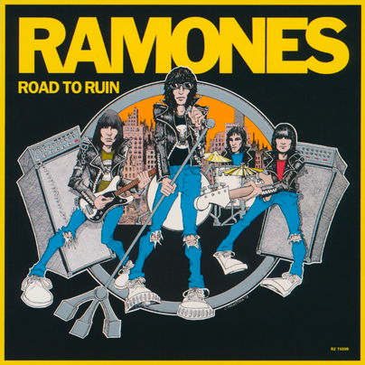 Ramones - The Sire Years: 1976 - 1989 (2013/2014) [Official Digital Download 24bit/192kHz]