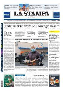 La Stampa Torino Provincia e Canavese - 23 Aprile 2020