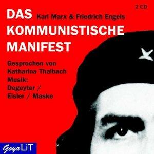 Das kommunistische Manifest. 2 CD