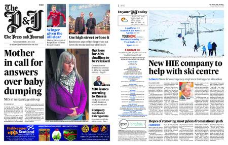 The Press and Journal Moray – December 04, 2018