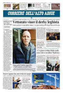 Corriere dell'Alto Adige – 18 gennaio 2019