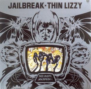 Thin Lizzy - Jailbreak (1976) [1990 US Vertigo CD Pressing]