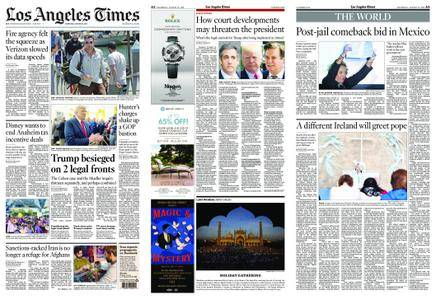 Los Angeles Times – August 23, 2018