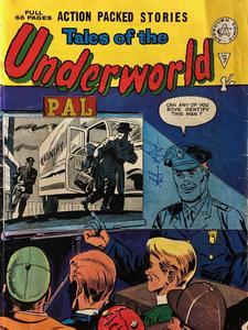 Tales of the Underworld 007 1960 Alan Class UK c2c