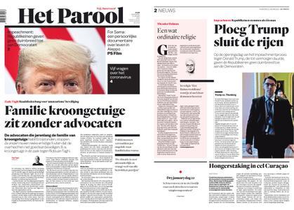 Het Parool – 22 januari 2020
