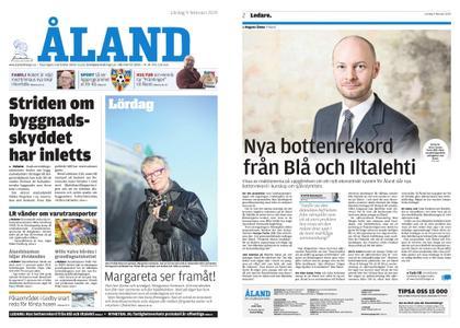 Ålandstidningen – 09 februari 2019