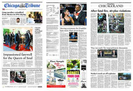 Chicago Tribune – September 01, 2018