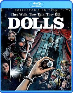 Dolls (1987) + Extra [w/Commentaries]