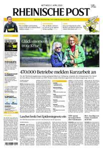 Rheinische Post – 01. April 2020