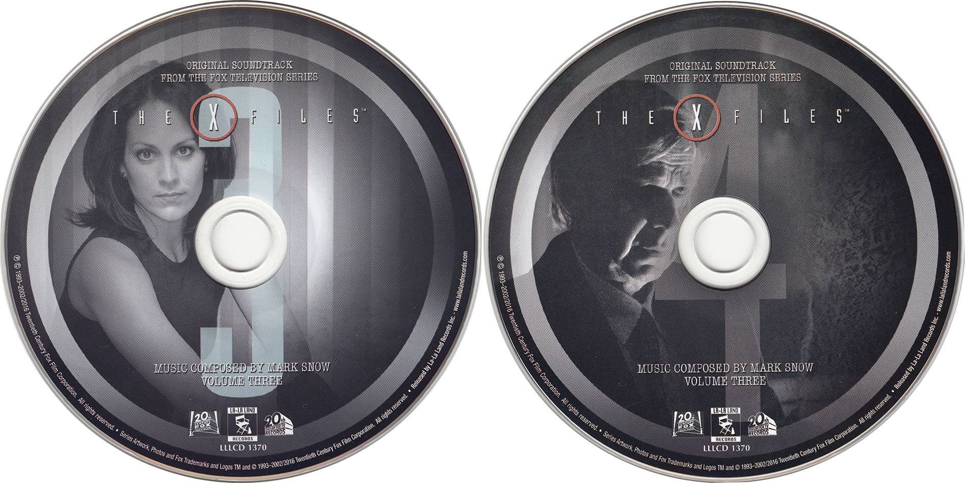 Mark Snow - The X-Files: Original Soundtrack From The Fox
