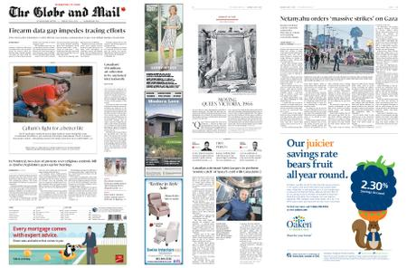 The Globe and Mail – May 06, 2019