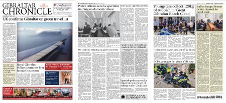 Gibraltar Chronicle – 08 May 2021