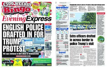 Evening Express – July 14, 2018