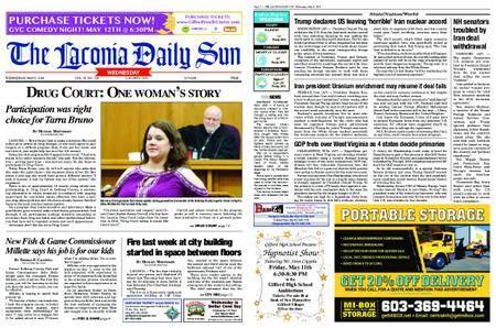 The Laconia Daily Sun – May 09, 2018