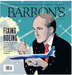 Barron's – 16 August 2021