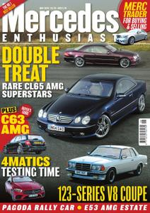 Mercedes Enthusiast – May 2019