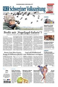Schweriner Volkszeitung Hagenower Kreisblatt - 23. November 2019