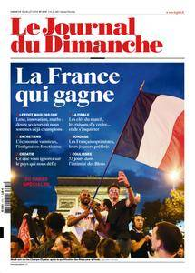 Le Journal du Dimanche - 15 juillet 2018