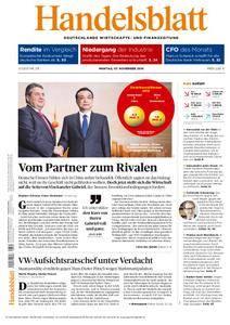 Handelsblatt - 07. November 2016