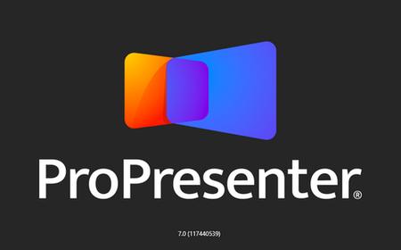 ProPresenter 7.0.8 (117442566)