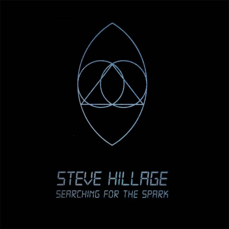 Steve Hillage - Searching For The Spark (2016) [22CD Super Deluxe Box Set]