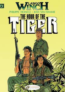 Largo Winch 004 - Fort Makiling - The Hour of the Tiger 2009 Cinebook digital