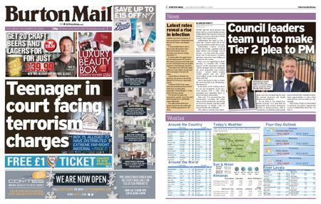 Burton Mail – December 12, 2020