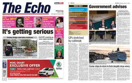 Evening Echo – March 11, 2020