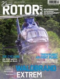 Rotorblatt - Nr.3 2019