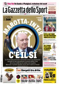 La Gazzetta dello Sport Roma – 14 novembre 2018