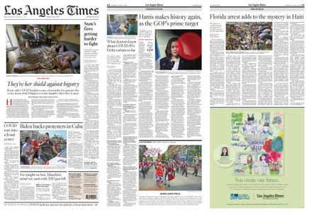 Los Angeles Times – July 13, 2021