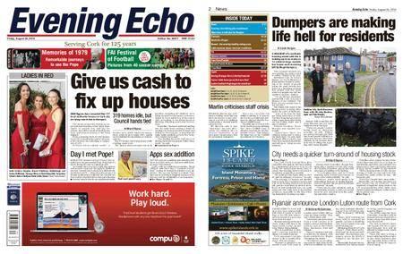 Evening Echo – August 24, 2018